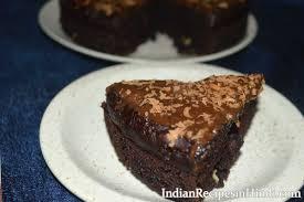 च कल ट क क र स प eggless chocolate cake recipe