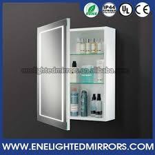 popular design home usage waterproof aluminum medicine cabinet