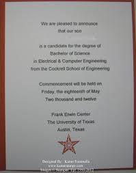 homemade graduation invitations ceylinks com