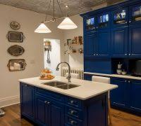 toronto tin cabinets kitchen farmhouse with appliance garage