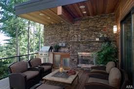 Modern Living Spaces Exterior Fetching Picture Of Modern Outdoor Living Spaces