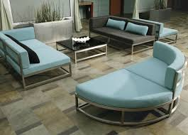 Modern Deck Furniture by Furniture Fill Your Patio With Mesmerizing Tropitone Furniture