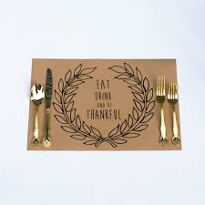 free thanksgiving placemats kristen mcgillivray