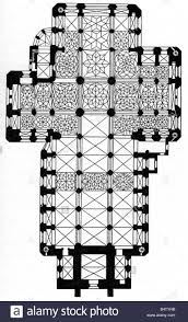 Gothic Church Floor Plan by Archiprix Project P150538 Church Floor Plans Crtable