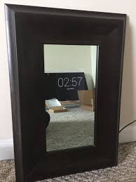 home decorators mirror smart mirror diy two way mirrors img 1880 loversiq