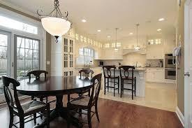 round dark wood pedestal dining table hypnotic kitchen island eating area with round dark wood pedestal