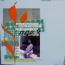 Scrapbook Inserts 17 Best Color Orange On Scrapbook Pages Images On Pinterest