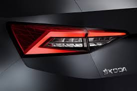 skoda teases new concept vehicle it u0027s a coupe styled model called