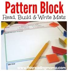 pattern block puzzles problem solving skills activities and