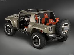 hummer jeep 2013 hummer hx concept 2008 pictures information u0026 specs