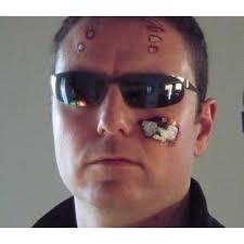 terminator makeup tattoo