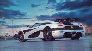 koenigsegg agera blue koenigsegg agera on behance