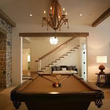 basement pool table design ideas