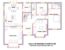 georgian style home plans house plan l shaped house plans ireland traditional irish house