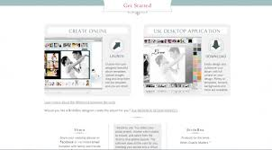 tools to register for wedding create a wedding album using the bridebox online software