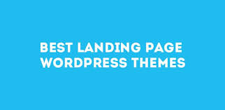 best landing page wordpress themes premiumcoding