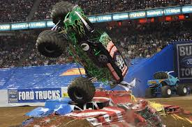 monster truck shows sassyfrazz monster trucks coming to the metrodome plus giveaway