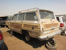 old jeep grand wagoneer junkyard find 1989 jeep grand wagoneer the truth about cars