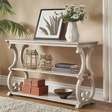 sofa maãÿe lark manor console sofa tables you ll wayfair