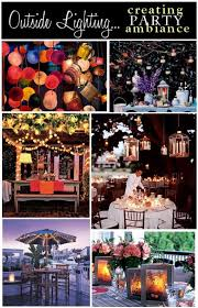 Outdoor Lighting Party Ideas - 96 best outdoor lighting ideas images on pinterest lighting
