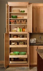 Pantry Cabinet Kitchen Pantry Cabinets For Kitchen Leola Tips