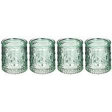 vintage tea light holders amazon com koyal wholesale bloom tea light holders 6 pack petite