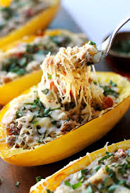 spaghetti squash recipes 43 mouthwatering healthy meals greatist