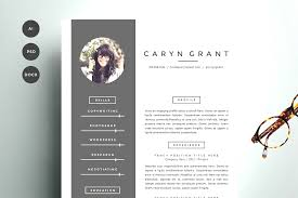 artsy resume templates unique free resume template resume template 4 pack cv