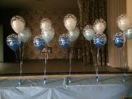balloons for men christening balloons for a special