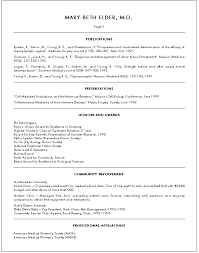 Example Medical Resume by Download Doctor Resume Template Haadyaooverbayresort Com