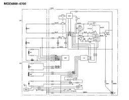 gentron 10 000 watt gas generator gg10020 with electric start