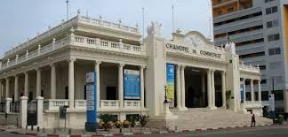 la chambre du commerce des délégués de la chambre de commerce de dakar une lettre