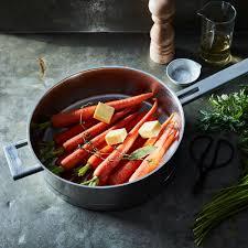 demeyere cuisine demeyere pawson 7 ply sauté pan with lid 5 1qt on food52