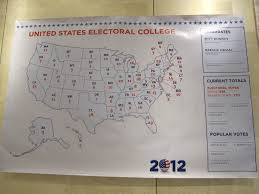 Us Election Map by The Electoral College Is Unfair Stupid And Dangerous