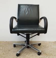 mid century brayton international desk chair ebth