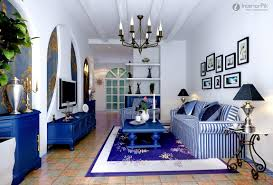 new white and blue living rooms home decor color trends