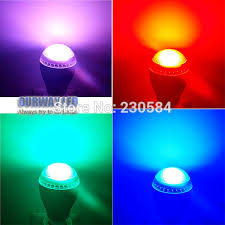 gold silver milk cover 3 5 watt color changing led light bulb
