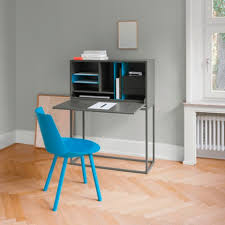 contemporary bureau desk compact nota bureau to save some space design