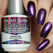 Perfect Match Colors Swatches Metallux Collection By Lechat Nails U2013 Nail Art And Swatches