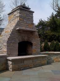 Outdoor Fireplace 3 Unique Benefits Of An Outdoor Fireplace Lindemann Chimney Co