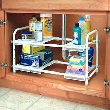 under kitchen sink storage ideas under kitchen sink storage under kitchen sink organizer under