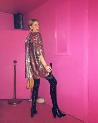 20 tastefully shimmery new years eve ideas thefashionspot