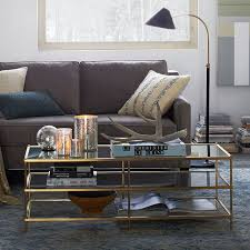 Living Room Tables Terrace Coffee Table West Elm
