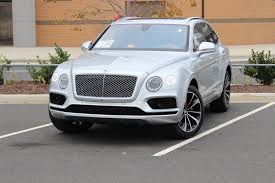 2017 bentley bentayga price 2017 bentley bentayga stock 7nc014392 for sale near vienna va