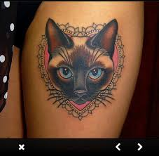 cat tattoo designs android apps on google play