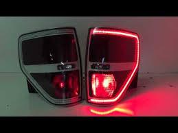 2012 f150 tail lights ford raptor tail lights