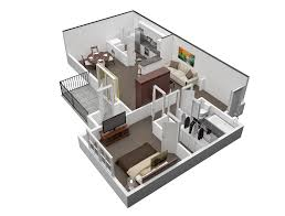The Ansley Floor Plan Brentwood Tn Apartments Estates At Brentwood