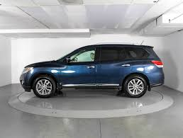 nissan pathfinder gas cap release used 2014 nissan pathfinder sl suv for sale in west palm fl