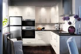 White Kitchen Cabinets With Black Appliances by Timeless Kitchen Idea Antique White Kitchen Cabinets