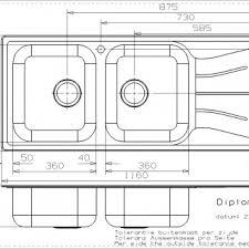 Kitchen Sink Size And Window Size by Kitchen Sink Sizes 1 Pc 43cm Mesh Kitchen Stainless Steel Sink